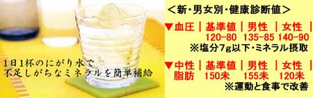 にがりダイエット&ミネラル